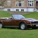 1978 アストン マーチン V8 ヴォランテ カブリオレ